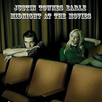 Justin Townes Earle - Midnight at the Movies [Vinyl] USA import