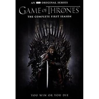 Game of Thrones: de första säsong [DVD] USA importen