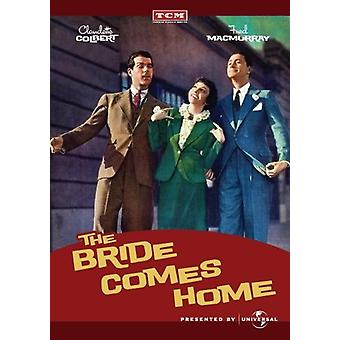 Bride Comes Home [DVD] USA import