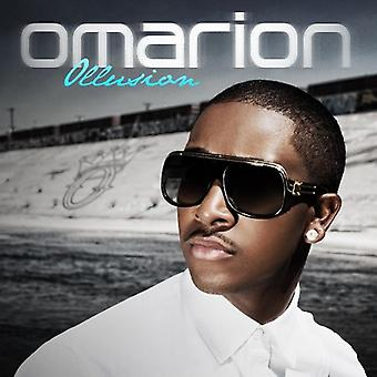 Omarion - USA Ollusion [CD] importare