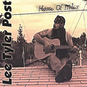 Lee Tyler Post - importación de los E.e.u.u. casa de Miles [CD]