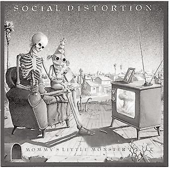 Social Distortion - mors lille Monster [CD] USA importerer