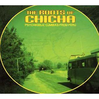 Rødderne af Chicha: psykedeliske Cumbias - rødder af Chicha: psykedeliske Cumbias [CD] USA import
