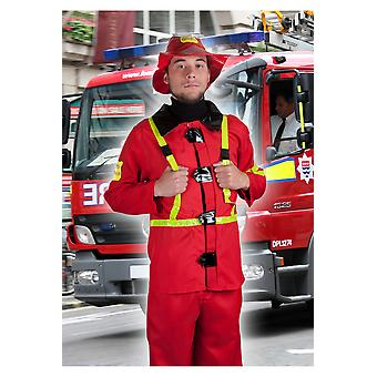 Men costumes Men Firefighter