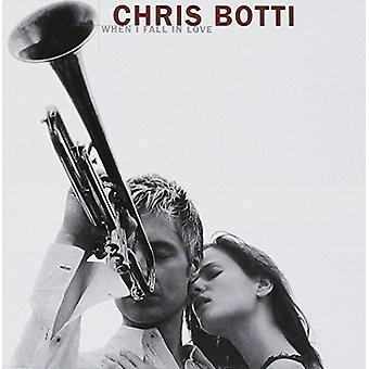 Chris Botti - When I Fall in Love [CD] USA import