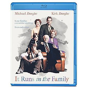 It Runs in the Family (2003) [Blu-ray] USA import