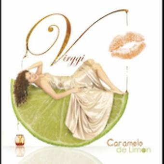 Virggi - Caramelo De Limon [CD] USA importerer