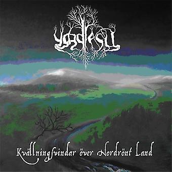 Yggdrasil - Kvallningsvindar Over Nordront Land [CD] USA importerer