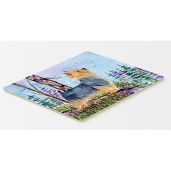 Carolines tesoros SS8678CMT Norwich Terrier cocina o alfombra de baño 20 x 30