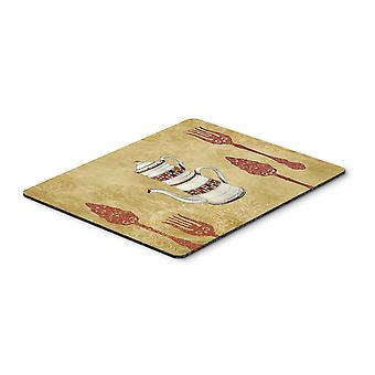 Carolines Treasures  SB3088MP Teapot Welcome Mouse Pad, Hot Pad or Trivet