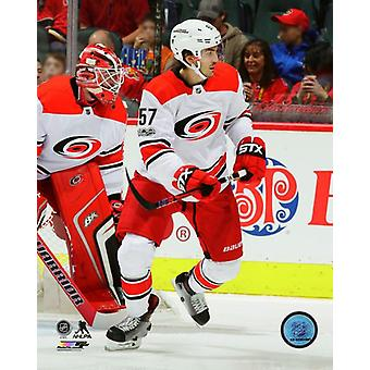 Trevor van Riemsdyk 2017-18 Action Photo Print
