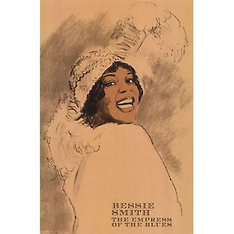 Bessie Smith Poster Print by Clifford Faust (12 x 18)