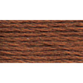 Dmc Tapestry & Embroidery Wool 8.8 Yards Chocolate 486 7466