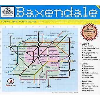 Baxendale - du vil Have din hævn [CD] USA importerer