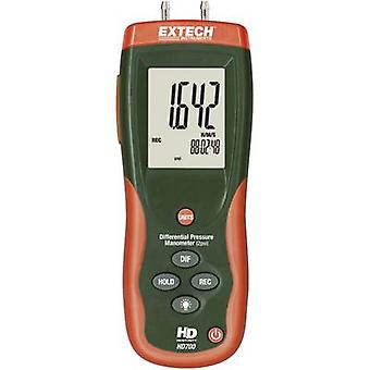 Extech HD700 differensial trykk Manometer (2 psi)