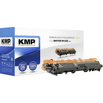 KMP Toner cartridge replaced Brother TN-245C Compatible Cyan