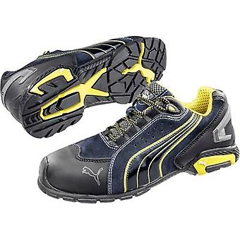 Safety shoes S1P Size: 43 Black, Blue, Yellow PUMA Safety Metro Protect 642730 1 pair