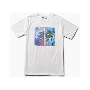 Reef Places Tee Short Sleeve T-Shirt