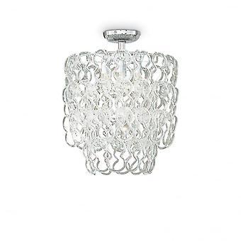 Ideal Lux Alba 7 moderna lámpara techo lámpara tipo colgante