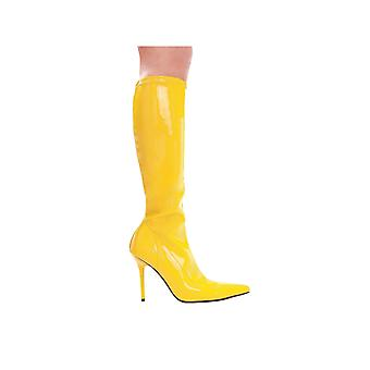 Ellie Shoes Womens IS-E-408-Emma 4 Heel Knee High Boot  Size