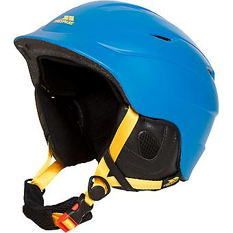 Trespass Mens Buntz Ventilated Adjustable Safety SnowSki Sports Helmet