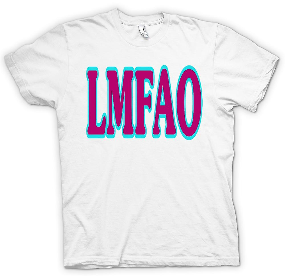 Womens T-shirt - Lmfao - Funny