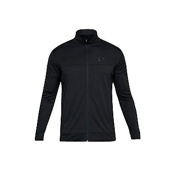 Under Armour Sportstyle Pique Jacket 1313204-001 Mens sweatshirt