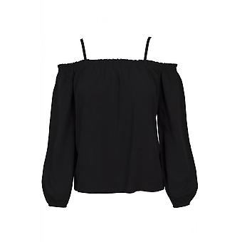Urban Classics Cold Shoulder Longsleeve