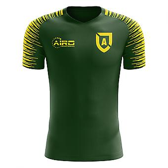 2018-2019 Australien tredje begreb fodbold Shirt