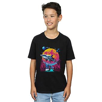Vincent Trinidad Boys Rad Shark T-Shirt