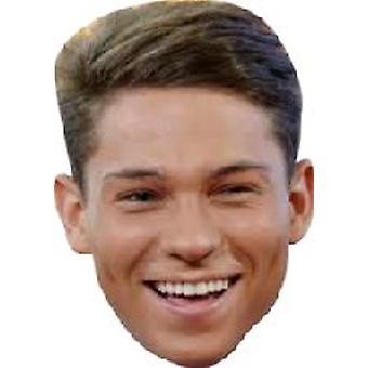 TOWIE Star Joey Essex Face Mask
