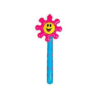 Aufblasbare Smiley Blume