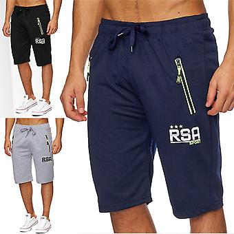 Men's Sweat shorts jogging sports shorts jogging pants cotton of summer shorts
