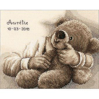 Vervaco Counted Cross Stitch Kit 10