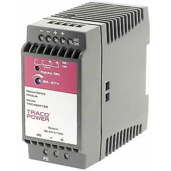 TracoPower TPC-REM240-24 Rail mounted PSU (DIN) 24 Vdc 10 A 120 W 1 x