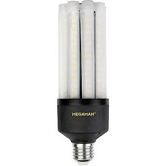 Megaman LED EEC A+ (A++ - E) E27 Rod 27 W = 50 W Warm white (Ø x L) 63 mm x 188 mm 1 pc(s)