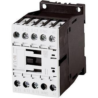 Contactor 1 pc(s) DILM15-10(24VDC) Eaton 3 makers 7.5 kW 24 Vdc 15.5 A + auxiliary contact