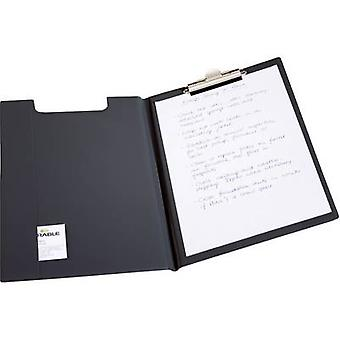 Durable Clip file 235701 Black (W x H x D) 235 x 330 x 15.5 mm