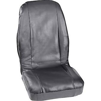 Petex Profi 1 universal car seat cover set Black