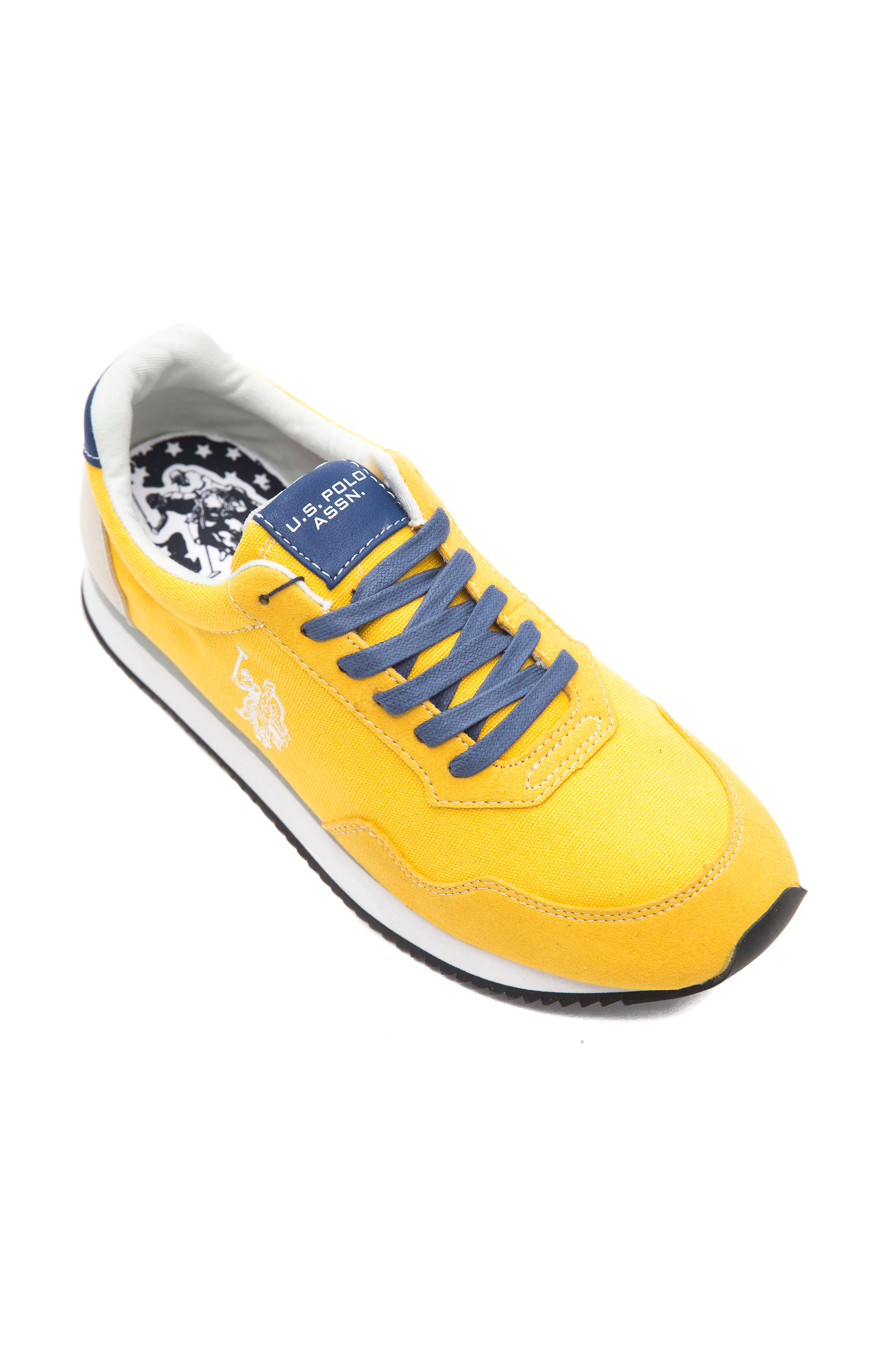 Us Polo Man Raji Sneakers yellow Rpx6X