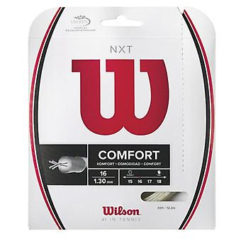 Wilson NXT Comfort Single Set 12m natural
