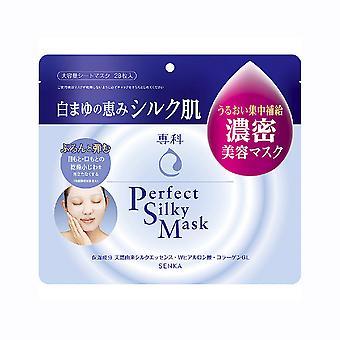 Shiseido Senka Perfect Silky Mask 28 Sheets