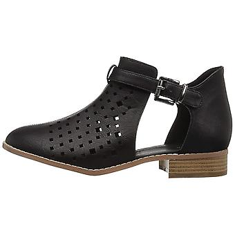 Journee Collection Womens neela Almond Toe Ankle Fashion Boots