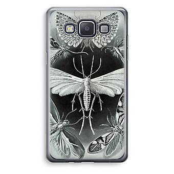 Samsung Galaxy A3 (2015) Transparent Case (Soft) - Haeckel Tineida