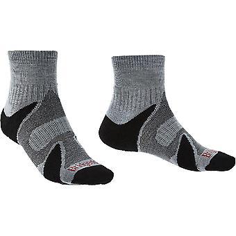 Bridgedale Herren Trail Sport leichte Merino Socken Wandern