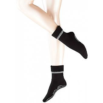 Pastillas de abrazo Falke Socks - negro