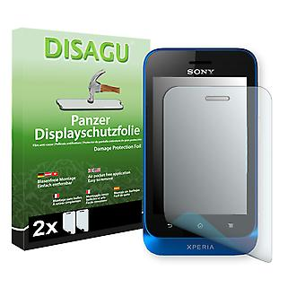 Sony Xperia Tipo display protector - Disagu tank protector protector