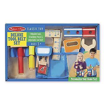 Melissa & Doug Deluxe Tool Belt Set Toy