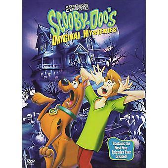 Scooby Doo où êtes vous affiche de film (11 x 17)