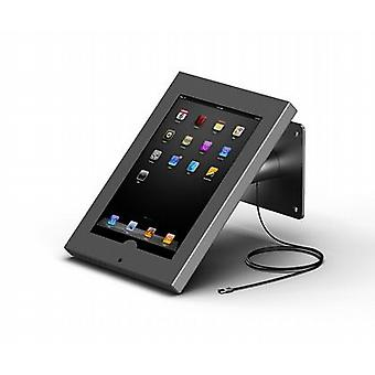 Odyssey iPad stand silver - wall model- Suitable for iPad AIR, iPad 2-4 and many 9.7 inch tablets